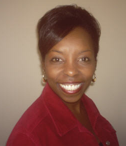 Sharon Cooper - Author Picture